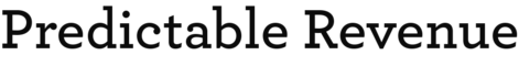 Predictable Revenue logo