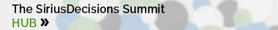 The SiriusDecisions Summit Hub logo