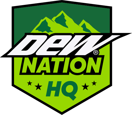 DEW Nation HQ logo